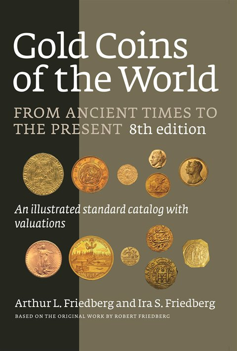 Gold Coins of the World, 8th edition (2009)